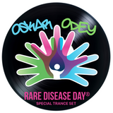 Oskar GC Vs Odey the DJ - Rare Disease Day Special Trance Set