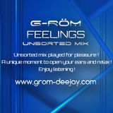 G-RöM - Feelings Unsorted Mix
