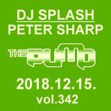 Dj Splash (Peter Sharp) - Pump WEEKEND 2018.12.15 - JACKIN' HOUSE SESSION