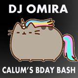 Dj Omira - Calum's Bday Bash (16-01-2015)