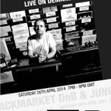 Nicky Blackmarket & MC Kie Saturday 26th April 2014 Demand UK