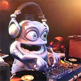 The crazy frog mix