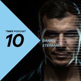 Times Artists Podcast 10 - Daniel Stefanik