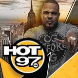 DJ Enuff - 90's vs 2000's R&B on Hot97