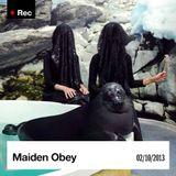 Maiden Obey @ Follow Me Radio 2013-02-10
