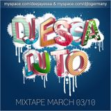 DJ ESSA & DJ T.O - Mixtape March 03 2010