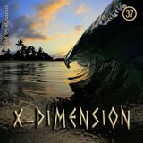 Chillout & Ambient - X-Dimension 37 [mixed by aQuarius]