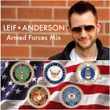DJ Leif Anderson - Armed Forces Mix, 3-4-16