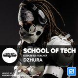 """DZHURA & """"DAVOTAB RECORDS"""" - School Of Tech - LESSON 005 - DI.FM"""