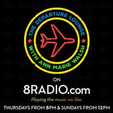 Ann Marie Walsh The Departure Lounge #213 March 8th 2018 - feat album Moon Taxi 'Let the record play