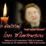Cufarul de cultura - teatru radiofonic - Manfred -de- George Gordon Byron - cu Ion Marinescu -