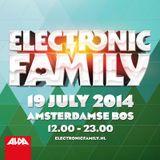 Mark Sherry – Live @ Electronic Family, Amstelveen – 19-JUL-2014