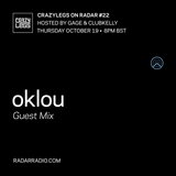 Crazylegs w/ Oklou - 19th October 2017