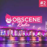 Obscene Radio #2 (January 2017)