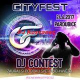 DJ Kosvanec - CityFest 2017 (DJ Contest Uplifting Mix)