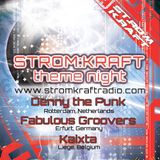Kaixta@STROM:KRAFT theme night radio show ( Germany)