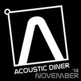 Acoustic Diner (HeyDayz.fm) 11-2014 by KlangKunst & P. Johnsen
