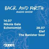 BAF007 Radio Show on Sceen FM: Nikola Gala