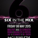 dj Semmer @ Balmoral - Six in the mix 08-05-2015