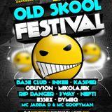 DYMEQ - Live @ Oldskool Festival 23.03.13 - Łódź, Elektrownia