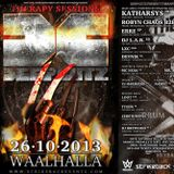 LXC at Therapy Session by Deep Cutz at Waalhalla Nijmegen, Oct 25 2013