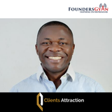 3 major steps to attract high-ticket clients with Johnson Emmanuel