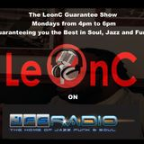 The LeonC Guarantee Show Monday 11th March 2019