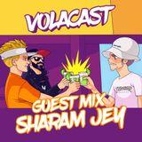 VOLACAST 017 - guest mix SHARAM JEY