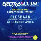 Elesbaan @ Family Club, Oviedo - 14-05-2016 [TourSplash]