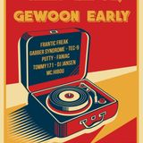 Geen Gedoe, Gewoon Early DJ Contest Mix