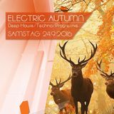 Ben Ji - Electric Autumn
