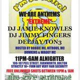 dj jamie knowles we r anthems july 2013