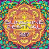 "Yumii @ Sunshine Festival 2017 ""psychedelic dream sunshine mix"""