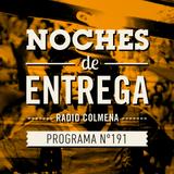 NOCHES DE ENTREGA N°191_04-12-2016