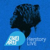 Herstory LIVE @ Eastside Projects | The Live! Arts Show
