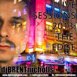 LIVE SESSIONS 2013: THE EDGE 0313