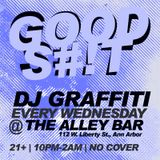 DJ Graffiti Live Hip-Hop Mix at the Alley Bar (1-5-11)