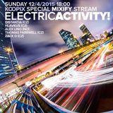 ElectricActivity! VOL.2 2015 DJ Alex Lino (NO)