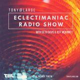 ECLECTIMANIAC Radio Show 20180620 Sparkle/Guest: Girlgantua Jones