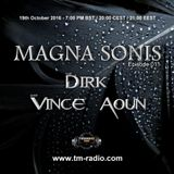 Dirk - Host Mix - MAGNA SONIS 011 (19th October 2016) on TM-Radio