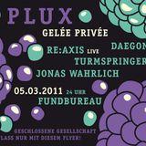 Daegon Live @ Plux (Hamburg) with Re:xis