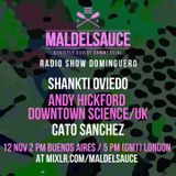 Mix for Madelsauce Radio Show 12th November 2017 by Andy Hickford