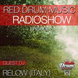 Red Drum Music Radioshow 14 -Guest Dj : Relow (Italy)