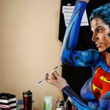 Entrevistamos a Kay Pike, youtuber que hace cosplay con bodypainting #FAN152