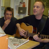 BlackDogHat Interview Alan Hare Medway Hospital Radio Oct 2011