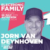 Liveset Jorn van Deynhoven at Electronic Family 2019