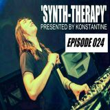 Konstantine's 'Synth-Therapy' Podcast - Episode 024 -