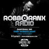 DANCEHALL 360 SHOW - (28/05/15) ROBBO RANX