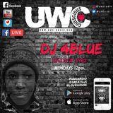 POSITIVE VYBZ DJ4BLUE UWC SHOW 1