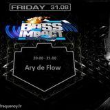 underground-frequency.fr - Ary de Flow - Radio Show - 31.08